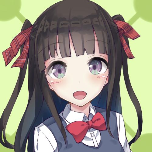 美少女イラスト、萌え系、アニメ系 アイコン描きます SNSやLINEで使用できるアイコン製作します