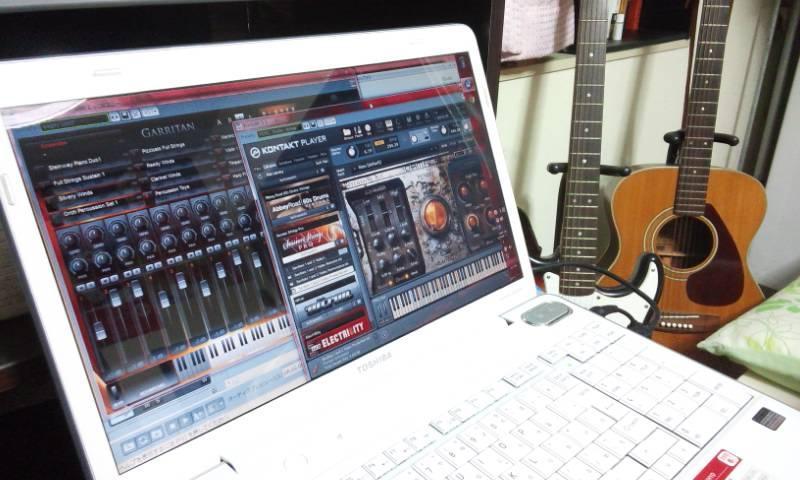 mp3、wave形式などで音楽をご提供します イベント、店内BGM、歌手活動などの為の音楽をご用意します イメージ1