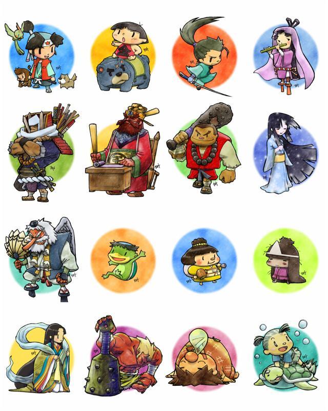 SNSなどで使用できるアイコン描きます オリジナルの可愛いキャラクターで周囲にアピール!