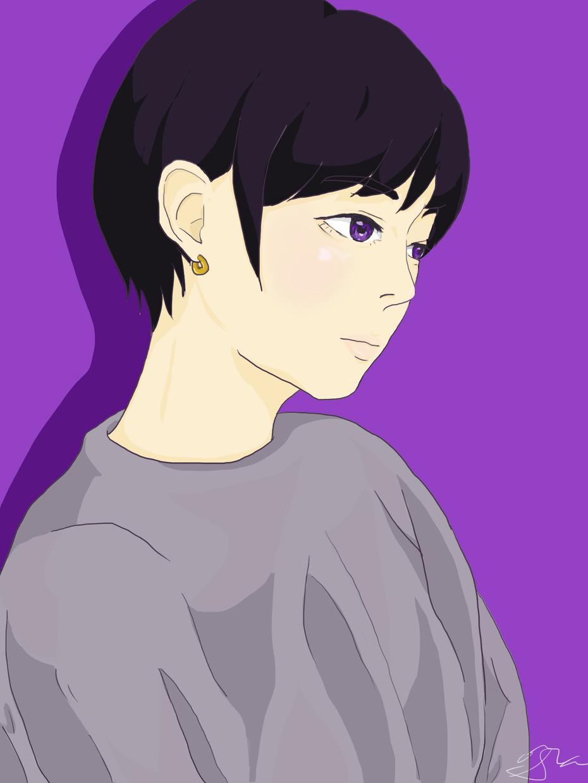 似顔絵イラスト描きます 要望に見合ったイメージで仕上げていきます。