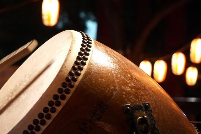 """イベントで和太鼓演奏します 地域のお祭りや会社のイベントに""""幸せ""""を届けます! イメージ1"""