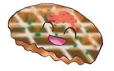食べ物のイラスト描きます メニューや挿絵にお使いください!ほのぼのテイスト
