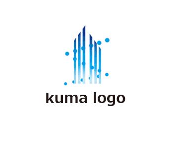 ロゴ/不動産業/AI無料!格安デザイン承りますます ロゴ/不動産業・家か家族か建物/商用可!