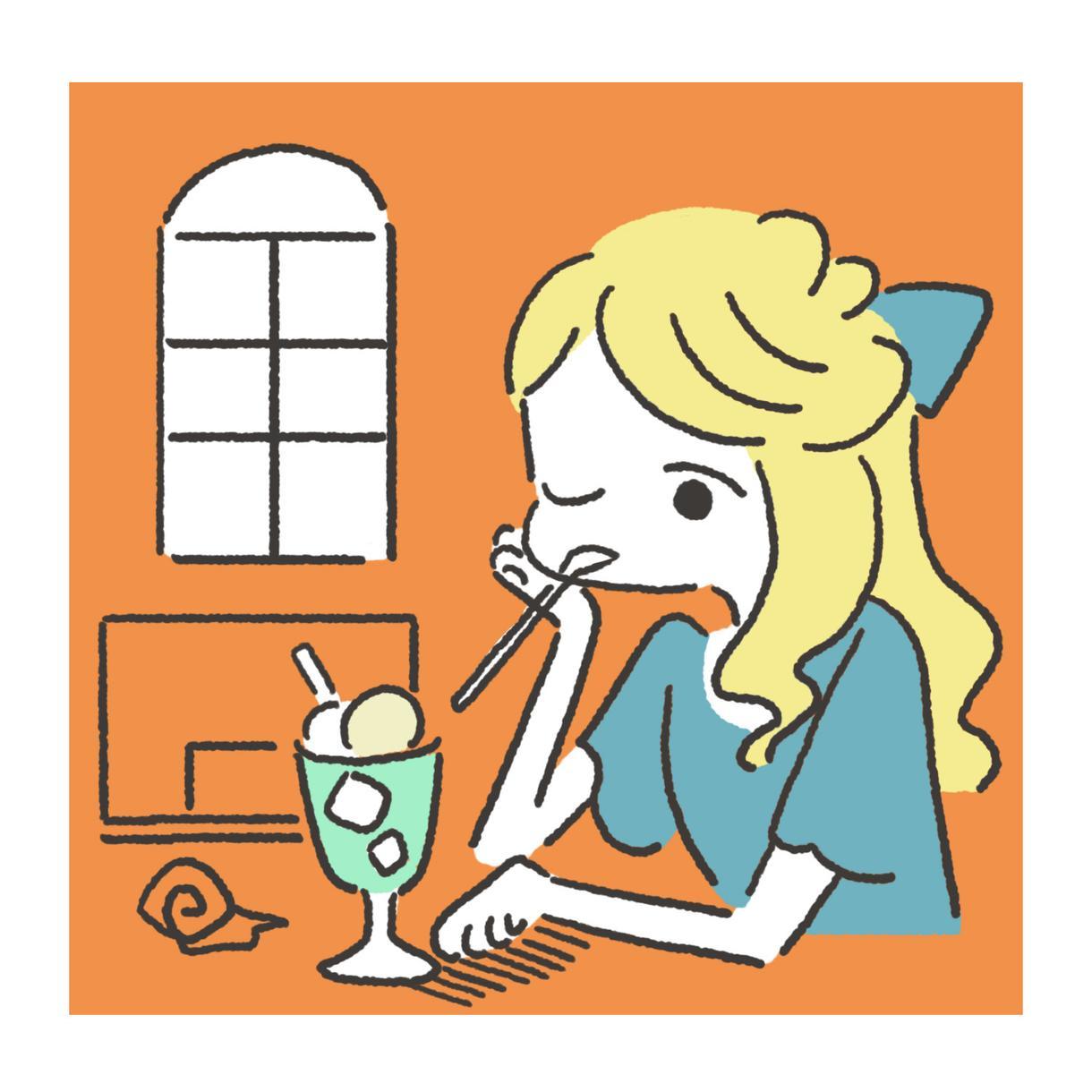 ゆるっとしたキャラクターのイラストを描きます 似顔絵やアイコン、雑誌等の挿絵などのイラストを承ります。