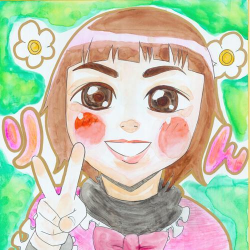 人やペットの似顔絵を手描きで描きます 温かみのある手描きイラストを、プレゼントなどに♪
