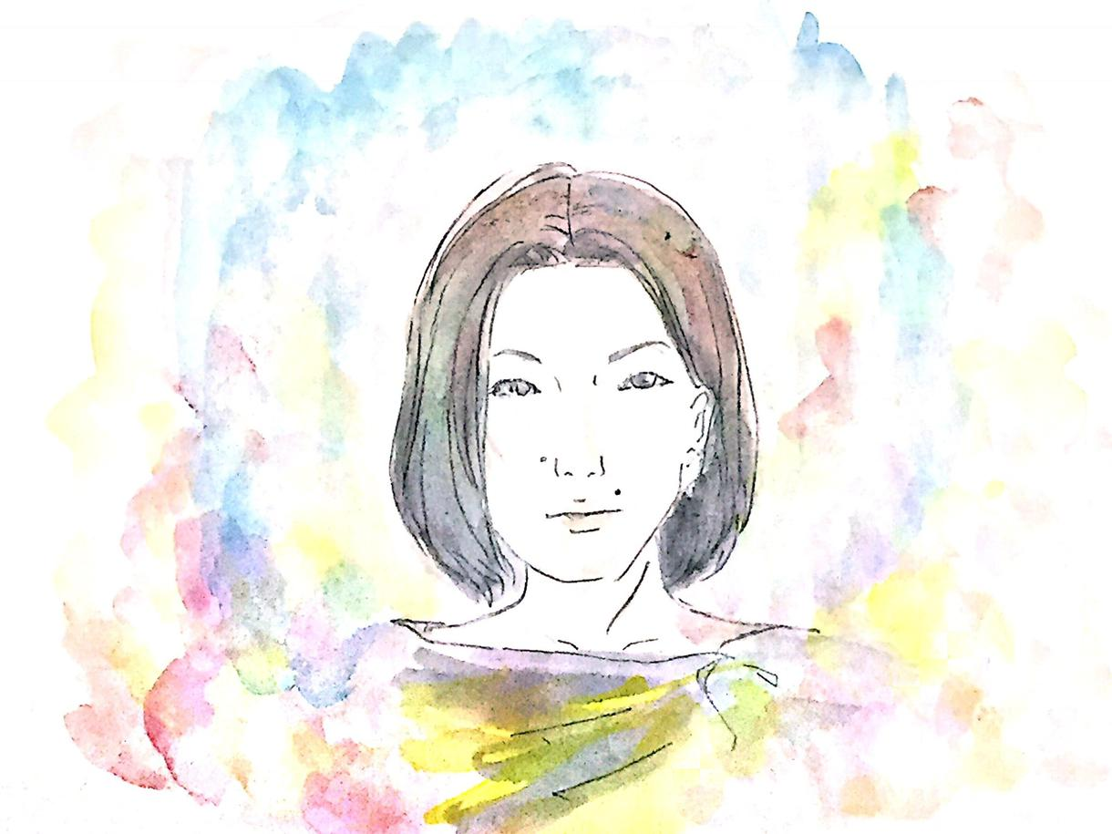 似顔絵の過去作品をアップします 作品の雰囲気やタッチのサンプルです