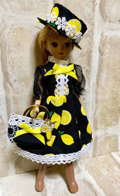 りかちゃんのドレスお作りします りかちゃんの服をご希望に合わせて製作致します。