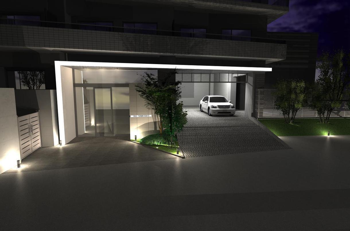 希望の☆建物の内外装のデザイン☆提案致します 図面ではイメージ出来ない形も3Dパースで確認できます。