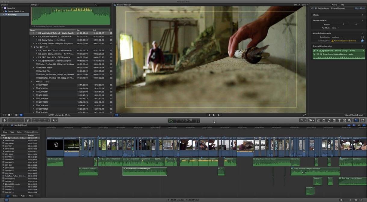 プロカメラマンが画像を編集します 動画を撮ったけど編集の仕方がわからない、面倒くさい方向けです