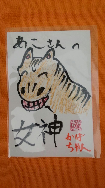 馬の癒しイラストとメッセージを画像を贈ります !癒されたい人、馬好きな人へオススメ!