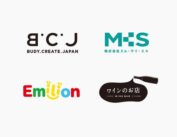 印象にのこるロゴデザイン製作します ブランディング実績あり。長く愛されるロゴマークを製作します!