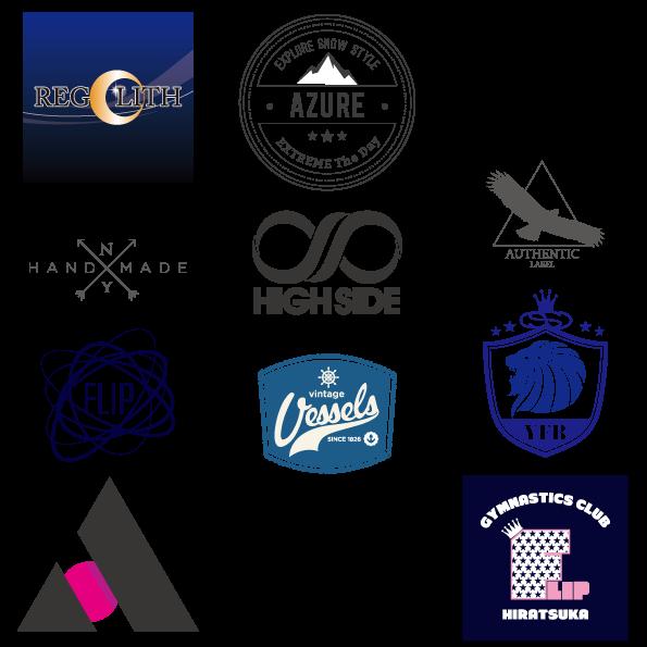 あなたの⼤切な想いをロゴデザインします 起業、新規開店、チーム結成、再開、新たなスタートを全⼒応援 イメージ1