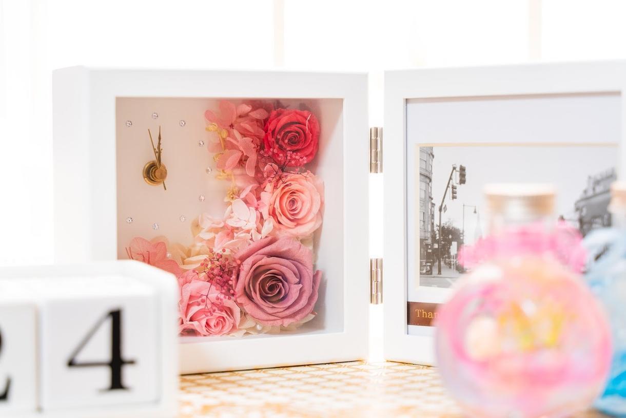 結婚式や誕生日プレゼント承ります 結婚式の両親への贈呈品☆人気NO.1☆