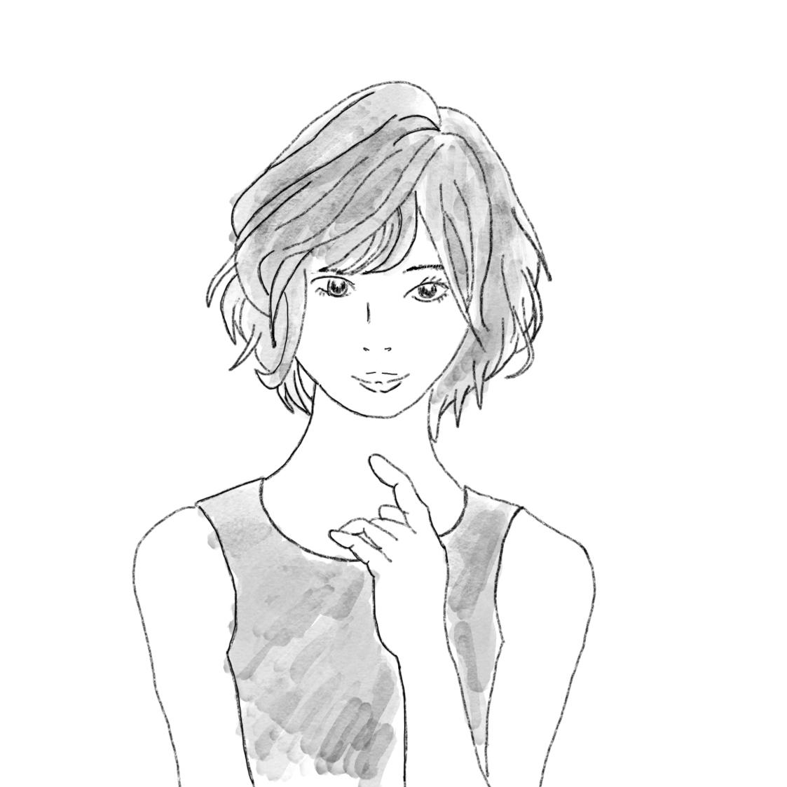 似顔絵などのイラストを制作します 様々なタッチでオリジナルの人物像のイラストを描けます。