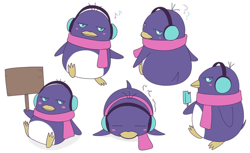 コミカルな人物・動物のキャラクターイラスト描きます 可愛い~ふふっと笑えるキャラクターイラストまでお任せ下さい