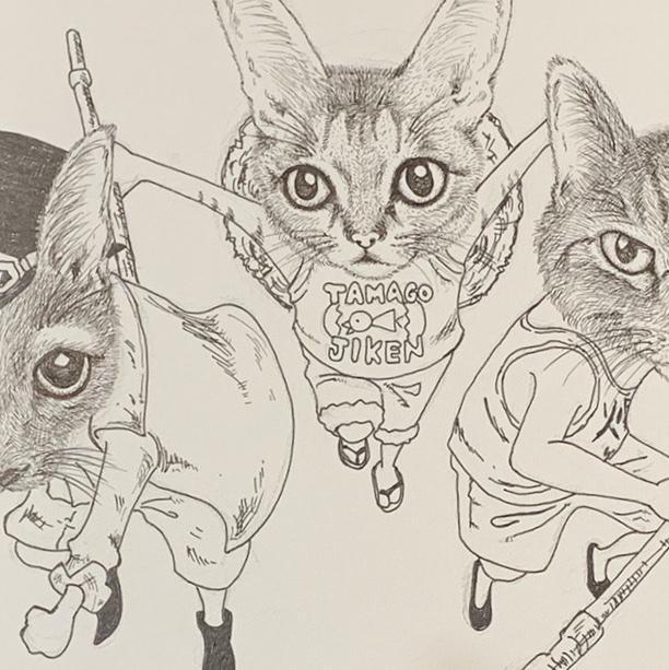大好きな可愛い家族ペットの想い出を提供します あなたの好きなアニメや漫画で可愛くコラボイラストに描きます!