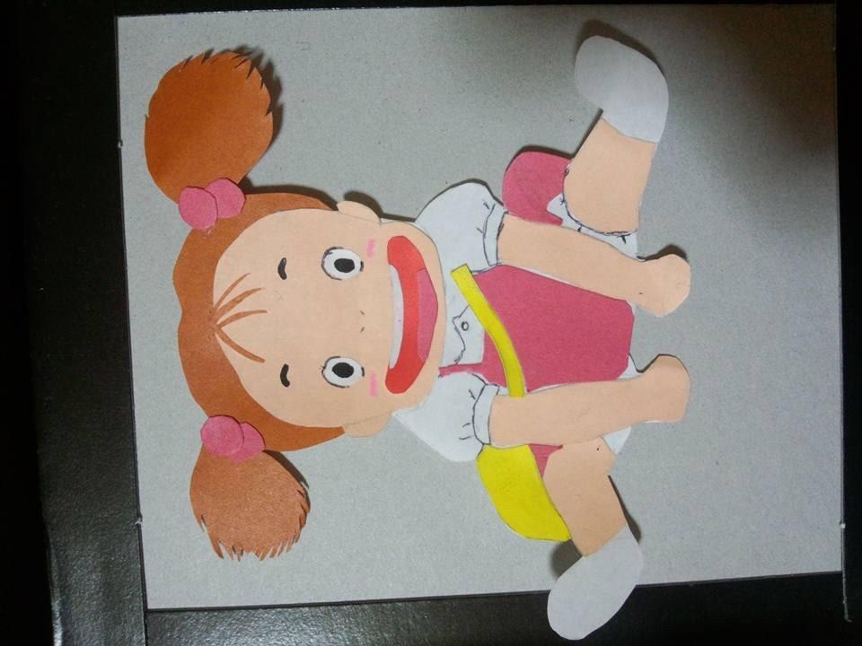 好きなアニメやイラストの切り絵作ります なんでもお好きなものをつくります!