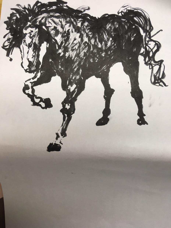 ミリペン、筆ペンを使って味のあるイラストを描きます アイコンやチラシ等の挿絵に!デジタルアナログどちらでも可!
