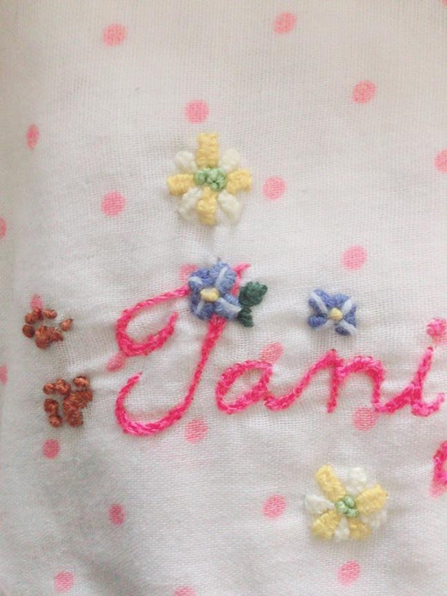 お好きなものを刺繍します ウエルカムボード、写真立てetc...刺繍で作成します。