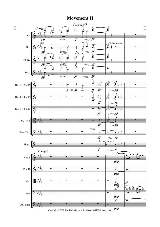 手書きの楽譜を清書します キレイで見やすい楽譜を作成します。