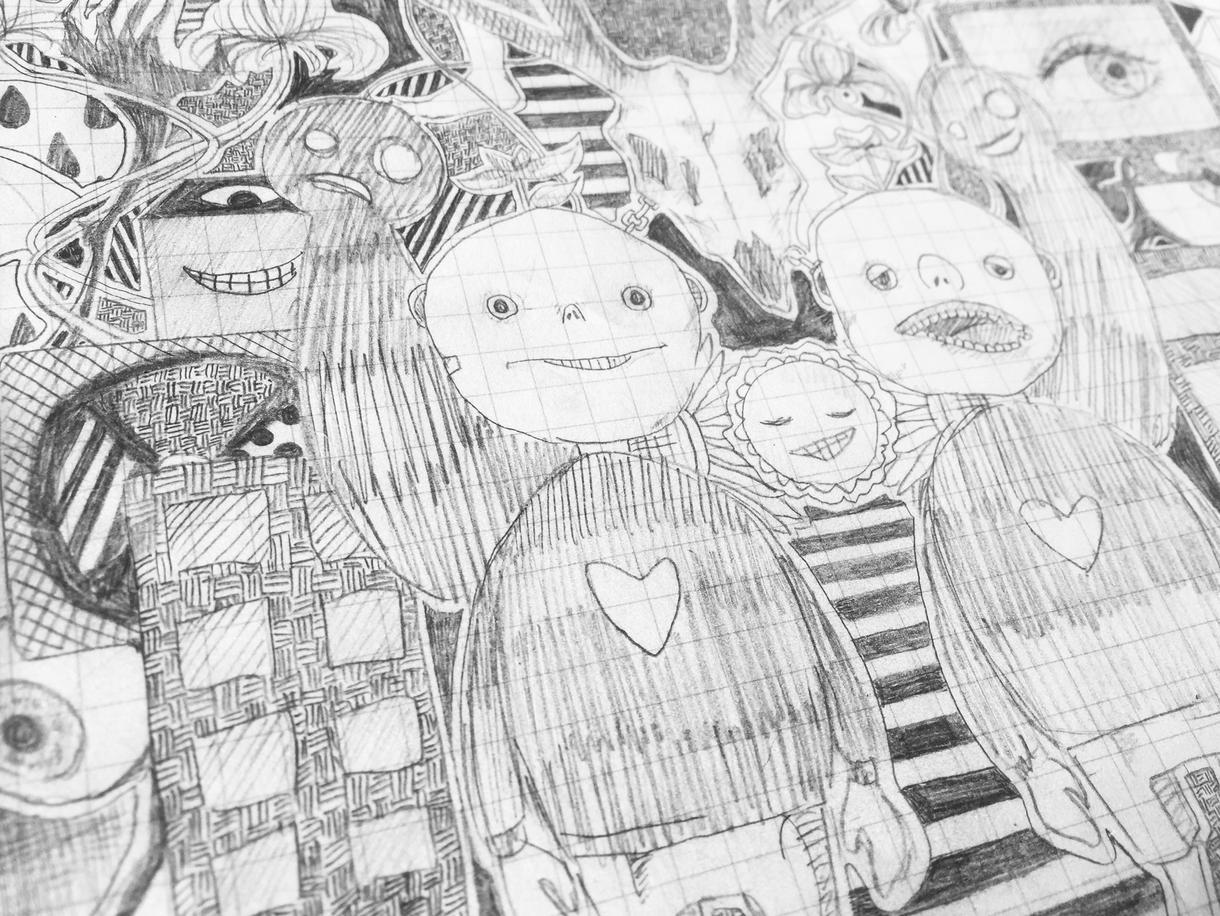 イラスト描きます ご希望の絵柄でイラストをお作り致します!
