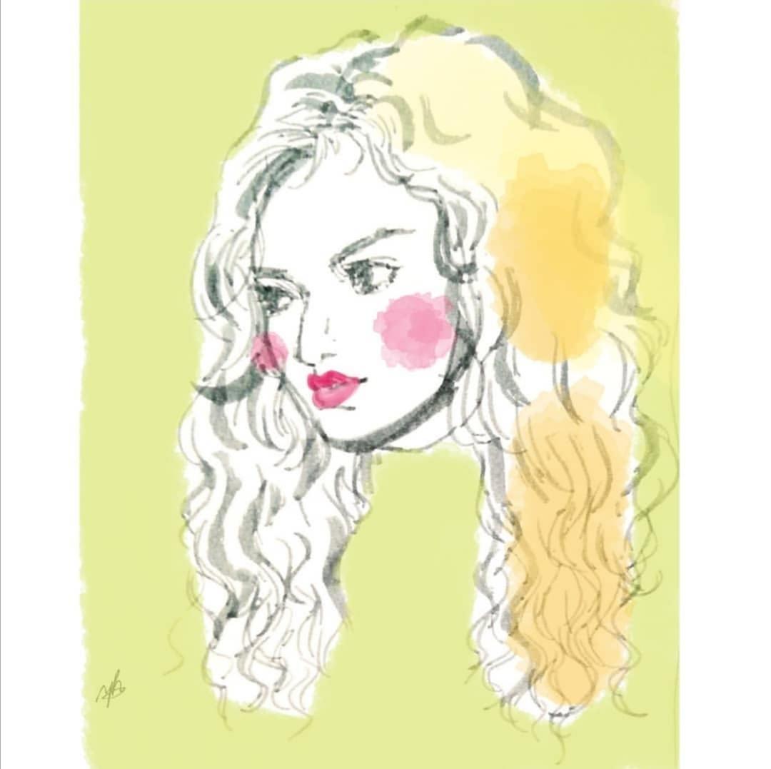 お洒落でかっこいいアートな似顔絵描きます 手描きに強い画家の卵があなたの希望をアートの世界に落とし込む