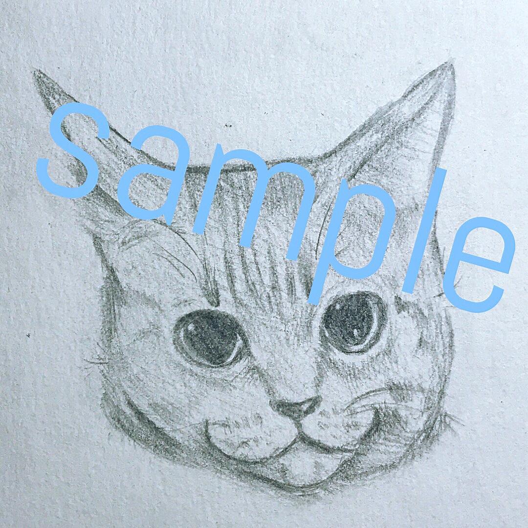 あなたのお家の猫ちゃん描かせていただきます 猫ちゃんをイラストにして欲しい方へ♪ イメージ1