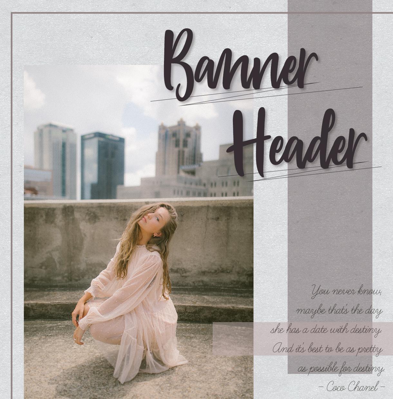 バナー、ヘッダー、Web広告、LP素材制作致します SNS画像やホームページのメインビジュアル等もお任せください イメージ1
