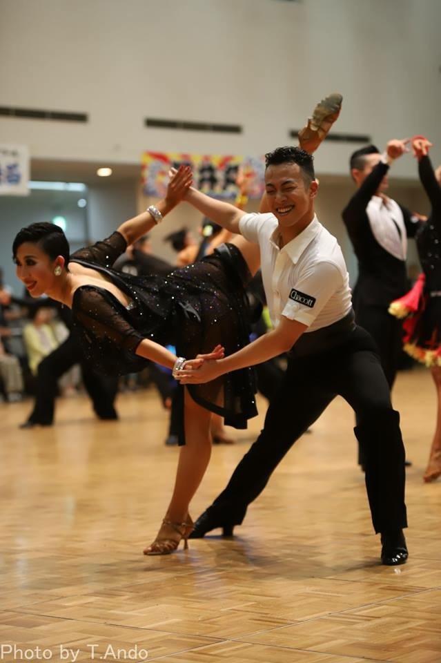 現役プロ競技ダンサーが、あなたの悩み解決します まずはお気軽にご相談下さい(*´꒳`*)