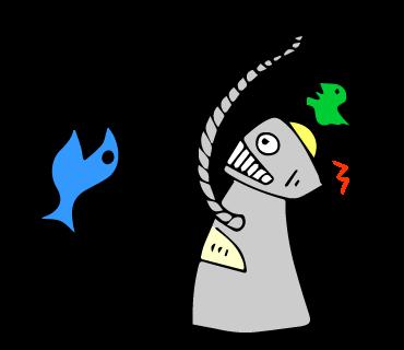 世界にひとつだけのアイコン、ロゴを作ります
