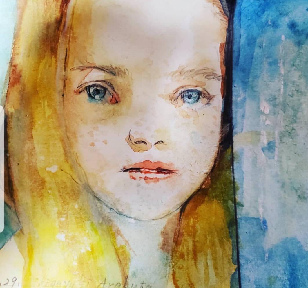 オリジナルイラスト、絵画をご提供いたします オリジナルイラスト、水彩画、油絵を描きます