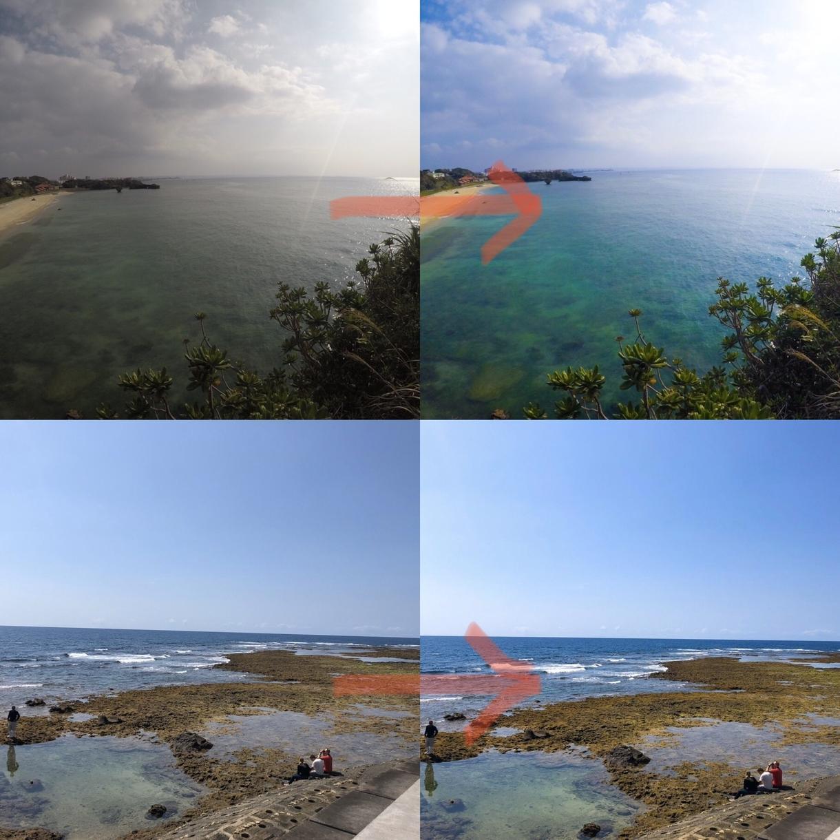 沖縄本島限定】ドローンも可!写真撮影代行します 撮影〜加工まで行いますのですぐにSNSにupできます! イメージ1