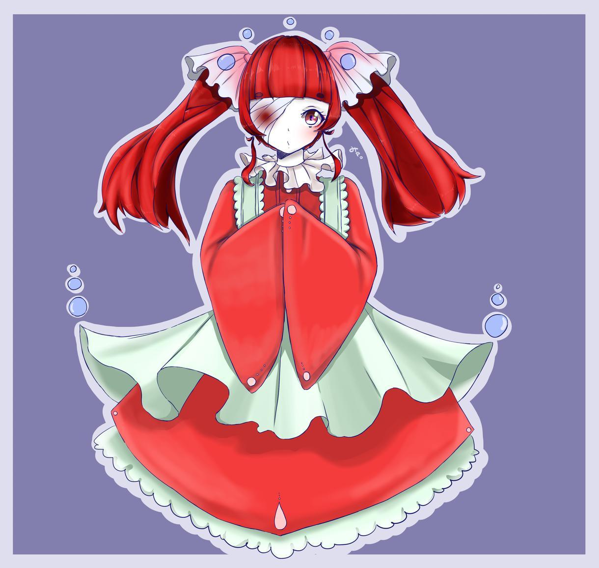 キャラクターデザイン承ります 人だけでなく小さくて可愛い二頭身キャラデザもやってます!