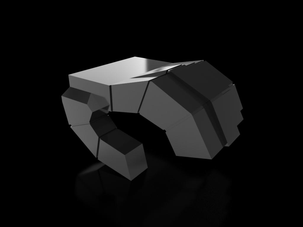 アクセサリ・小物など3Dプリンタ用データ作ります 手軽に3Dモデルを作成したい方へ!