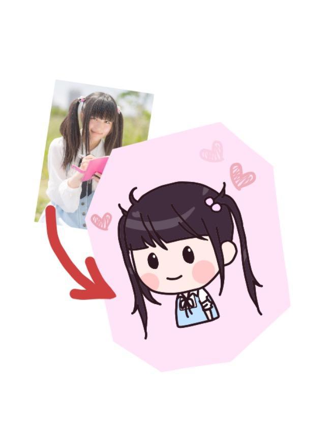 ちびキャラ☆アイコン描きます 友達や恋人と一緒に使いたい方にも◎【似顔絵】
