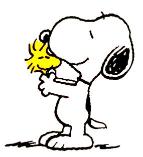スヌーピーのお話します スヌーピー大好き!キャラクターの名前も覚えました♡ イメージ1