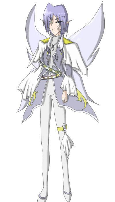 キャラクターデザインを考えて立ち絵をお描きします ファンタジー向けのデザインをお求めの方に