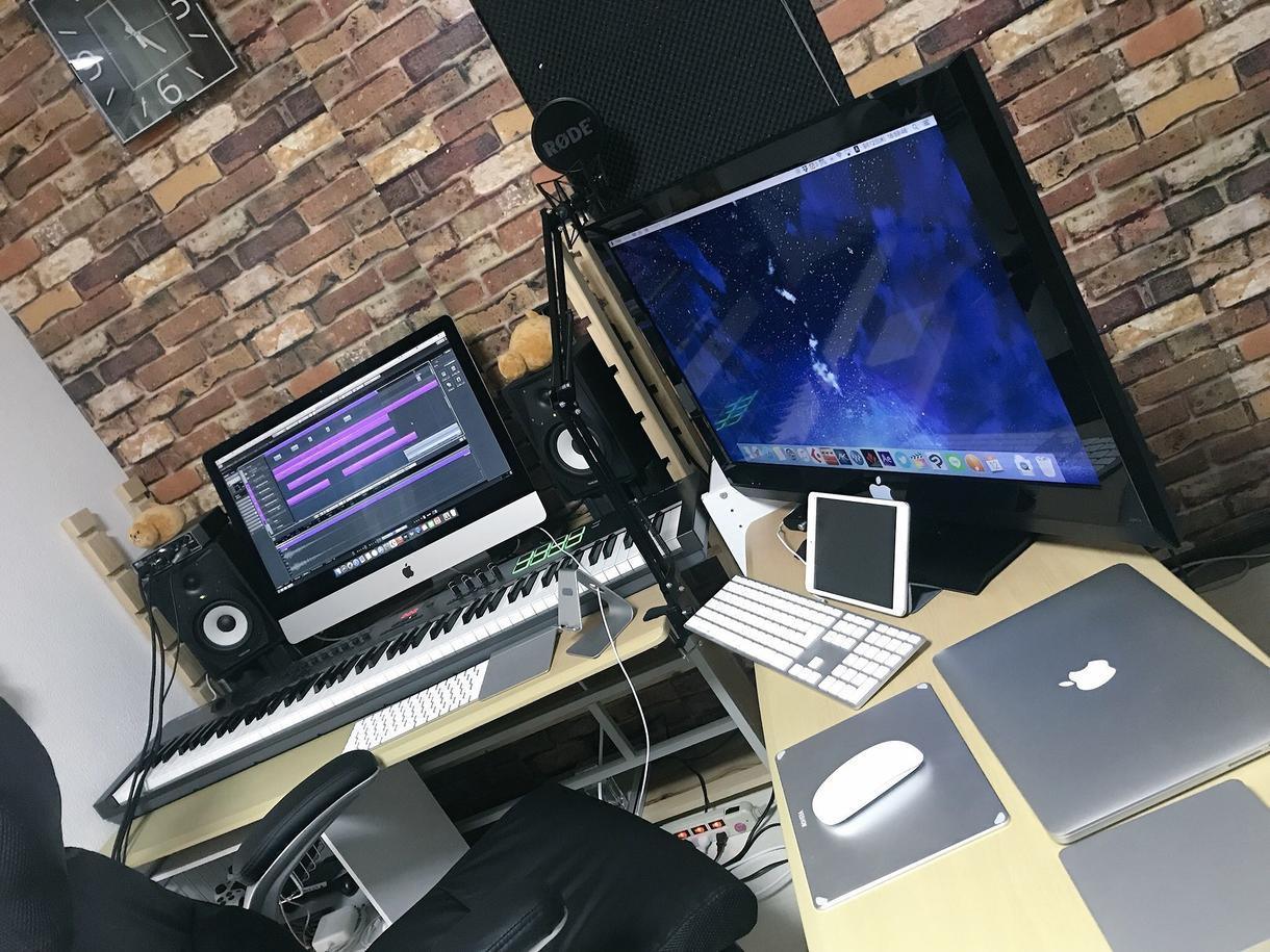 現役ボカロPが作詞、作編曲、カラオケ制作承ります お得な価格であなただけのオリジナル楽曲を制作致します!