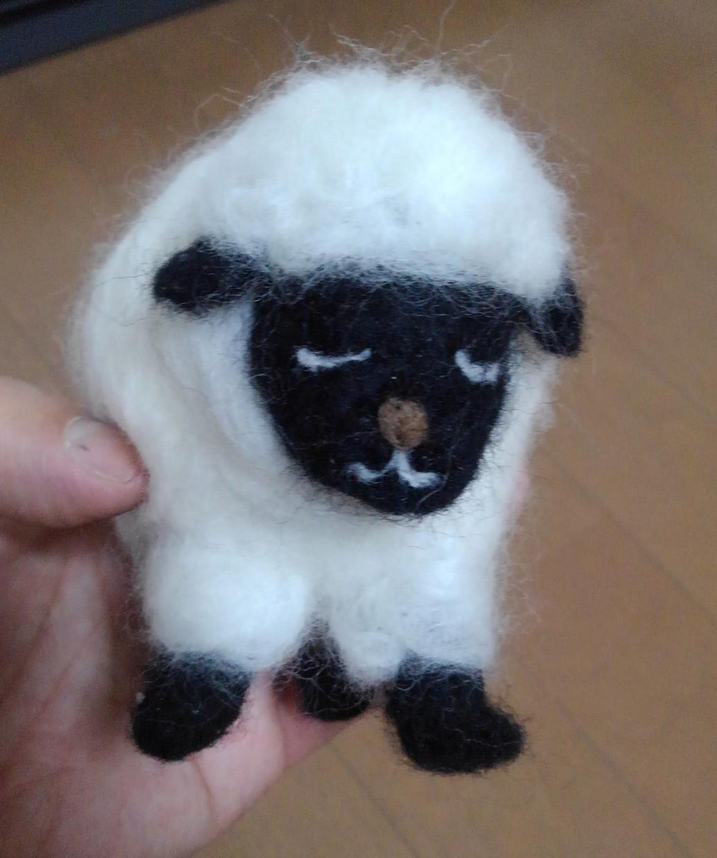 貴方のイラストを羊毛で立体化します オリジナルのマスコットを作成しませんか?