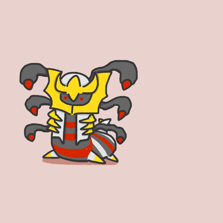 ポケモンのイラスト描きます 好きなポケモンを再デフォルメ!