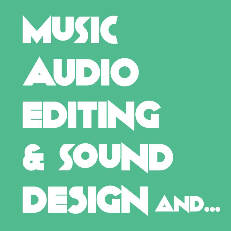 様々なダンスやパフォーマンスに曲編集します 長さ構成編集、メドレー、テンポ変更、効果音の挿入、エフェクト イメージ1