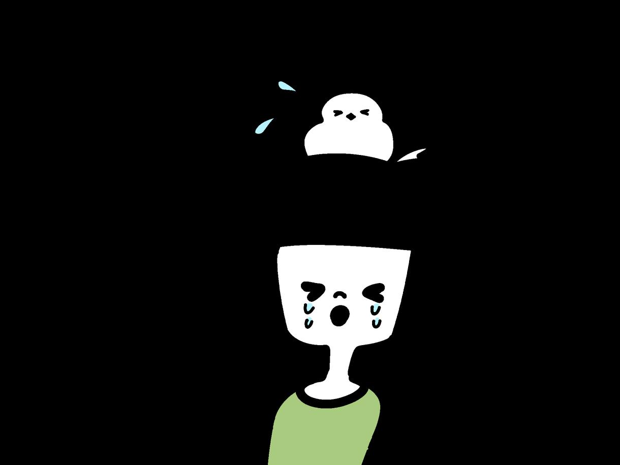 SNSやブログで目立つアイコンを描きます かわいいデフォルメアイコンが欲しい方