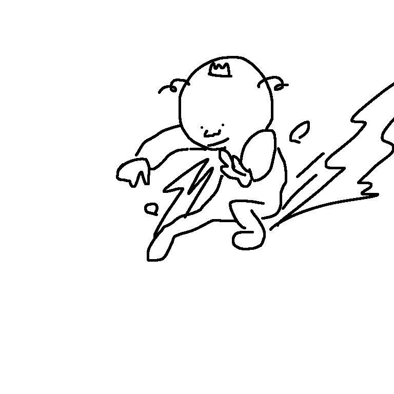 パラパラアニメーション描きます 温かみのあるパラパラアニメです♪