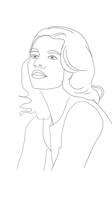 シンプルなイラスト描きます お気に入りの写真を絵にしませんか?