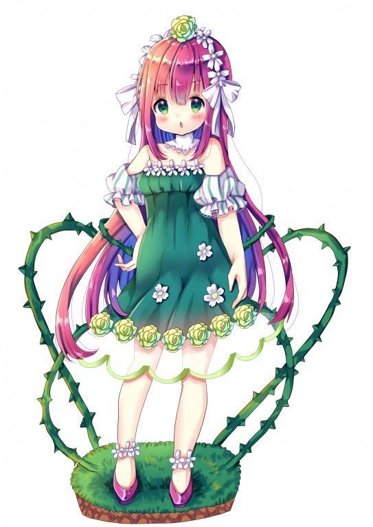 綺麗な女の子の立ち絵、全身絵描きます ゲームやVtubeに最適!クオリティの高い立ち絵描きます イメージ1