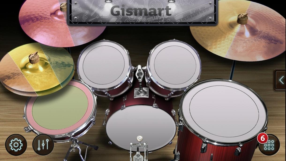 スマホのアプリでドラム教えます ドラムを始めたいけど何から初めて良いかわからない方に!