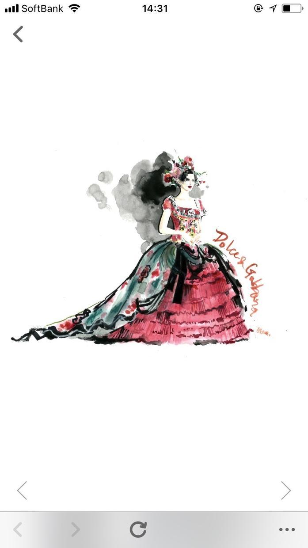 シックなファッションイラストや商業イラスト描きます 販促物からホームページの挿絵、印刷してお部屋のインテリアにも