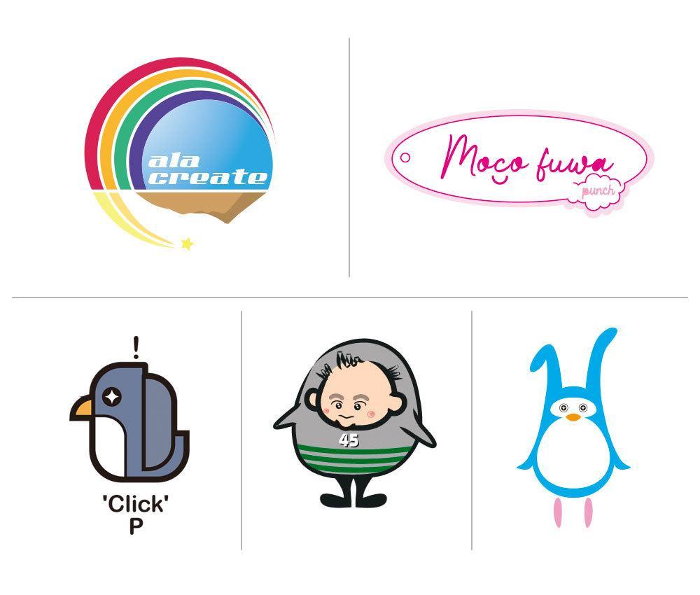SNSのアイコン、会社店舗ロゴデザインを制作します Instagram 、YouTubeに適したアイコンなど イメージ1