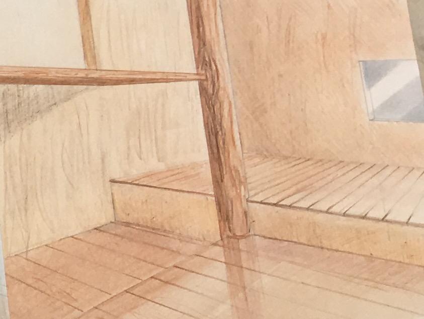 あなたの家描きます 外観、内観どちらでもOKです!
