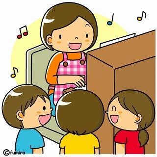 保育のピアノを簡単に弾けるお手伝いします ピアノが苦手な保育士さん向け、子どもの歌を簡単に! イメージ1